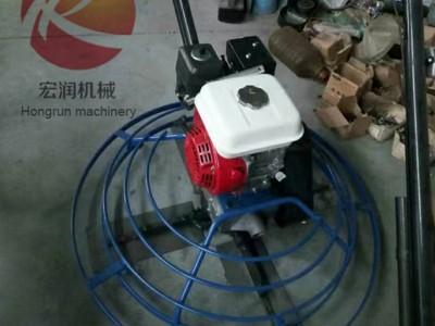 混泥土磨光机生产厂家  本田汽油座架式磨光机现货