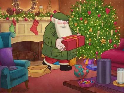 2019特色圣诞代表品牌   圣诞广告原创故事复盘:家庭团聚、互相传递爱和感情