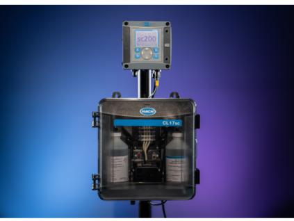 哈希在线氯分析 氯分析的未来标准—CL17sc余(总)氯分析仪新品上市