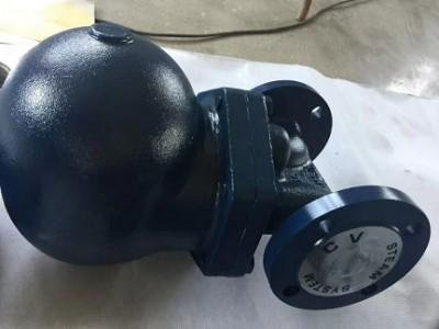 FT43H大排量杠杆浮球式蒸汽疏水阀