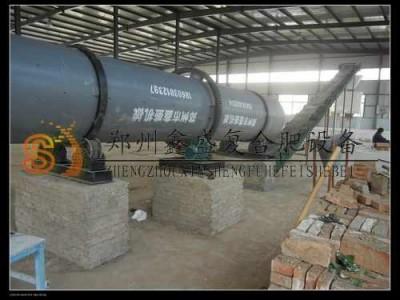 大型肥料设备生产厂家 郑州鑫盛 BB肥生产线