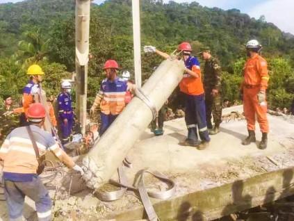 华新水泥人前往协助援救! 柬埔寨楼房坍塌事故死伤人数升至36死23伤!