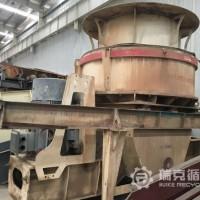 出售二手PLS-1200Ⅱ立式冲击破碎机(制砂机)