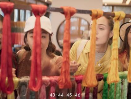 2020 央视春晚公益短片《新春数幸福》在线观看,展现日新月异的美好生活