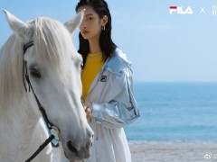 FILA携手BAZAAR推出2020春夏大片《亚洲新贵族系列——怦然心动》