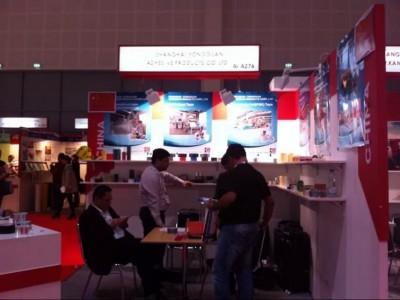 2020年迪拜五大行业展天花板吊顶材料展-中国区总代理