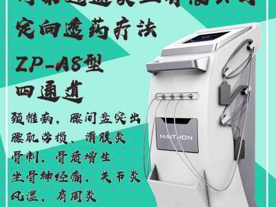 中医定向透药治疗仪ZP-A8型