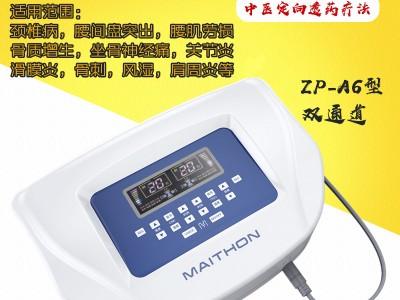 中药离子导入治疗仪ZP-A6型
