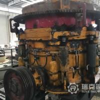 二手上海多灵HP300多缸圆锥破碎机出售