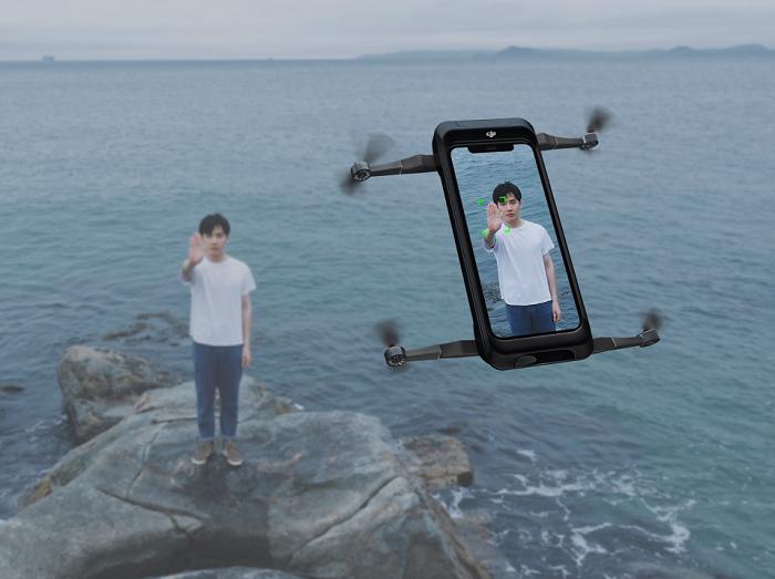 大疆发布手机飞行云台,轻松拍出理想大片