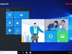 京东家电数码节创意动画:一分钟看完Windows发展史