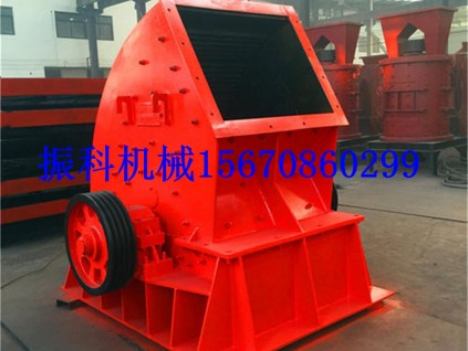 矿山大口锤式破碎机设备参数 重型锤式破碎机厂家