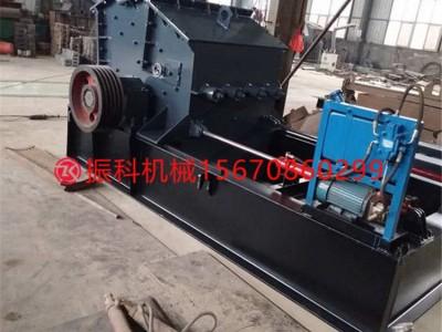 振科建筑垃圾液压开箱制砂机 河南新型立轴冲击式制砂机