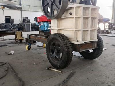 阜阳矿用可移动鄂式破碎机鄂式细碎机供应商