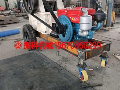 郑州花岗岩粗碎鄂式碎石机设备  鄂式破石机厂家