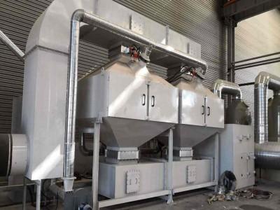 废气处理设备催化燃烧在各行业中的应用