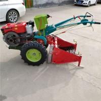 手扶拖拉机起土豆机 小型马铃薯收获机 挖土豆红薯机器