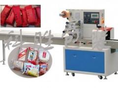 邯郸科胜250型蛋糕枕式包装蜂蜜麻糖枕式包装机河北包装机