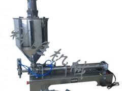 邯郸科胜自动膏体灌装机|蜂蜜柚子茶灌装机|河北灌装机