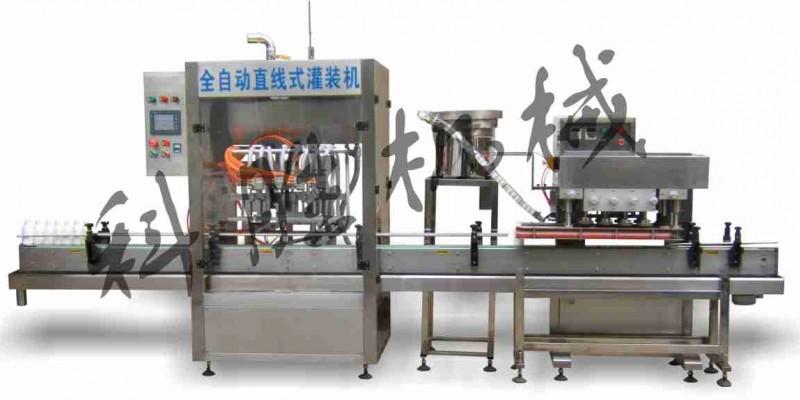 邯郸科胜矿泉水灌装生产线|饮料灌装生产线丰润白酒灌装生产线