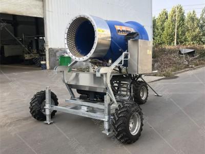 炮筒式造雪机 多喷头人工造雪机 低温造雪机价格