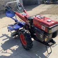 手扶拖拉机葡萄埋藤机 荒地开荒深耕机小型家用果园手扶拖拉机