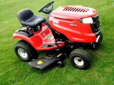 四轮座驾式割草机 园林骑式草坪车 42寸汽油草坪机