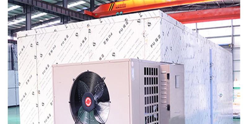 大型八角烘干机-八角空气能烘干房设备