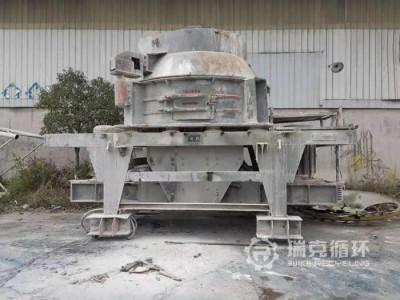维修上海建冶1238制砂机