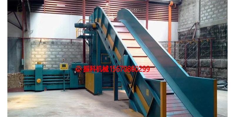 120吨废纸打包机|卧式打包机|废纸打包机生产厂家