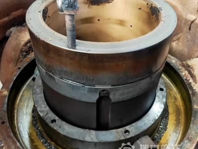 大华GPY200S圆锥破碎机维修