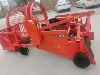 全自动地膜捡拾机 农用地膜收集机 土地残膜回收机