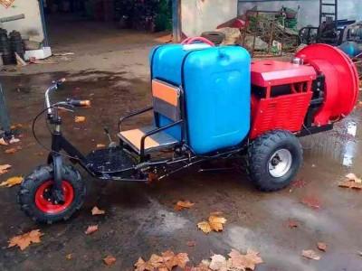 葡萄园除虫打药机 柴油动力风送式打药机 果园乘坐式喷药设备