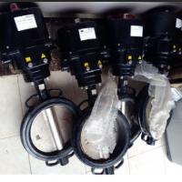 美国霍尼韦尔电动蝶阀 进口对夹式蝶阀