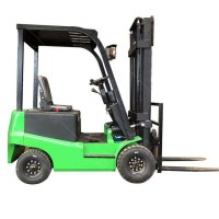 出售蓄电池平衡重式叉车 2吨小型堆高车 四轮座驾式电动叉车