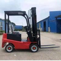 厂家货物搬运堆垛电动叉车 1吨两吨电动叉车 充电电动叉车
