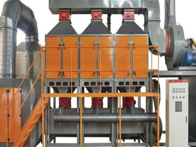 净化设备催化燃烧 日常维修保养