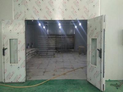环保纸管烘干房 内部结构图详解