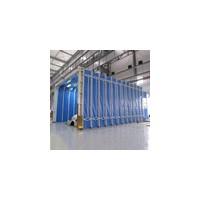 移动式伸缩喷漆房操作简单工作效率高运行成本低