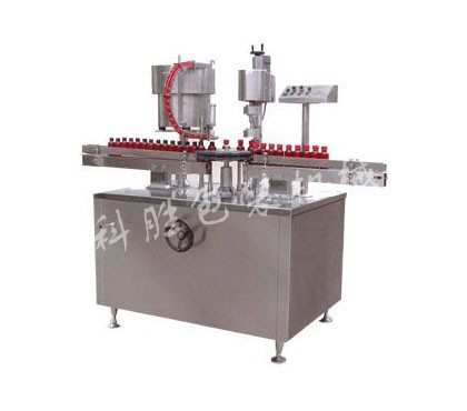衡水科胜全自动旋盖机|苹果醋旋盖机|河北旋盖机