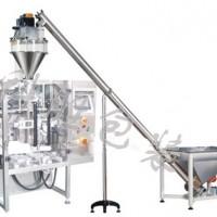 衡水科胜220立式面包粉分装机|有机豆奶粉包装机河北包装机
