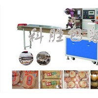 衡水科胜450型枕式包装机|酥糖枕式包装机|河北包装机
