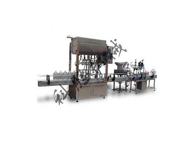 衡水科胜大豆油灌装生产线|迁安小磨香油灌装生产线