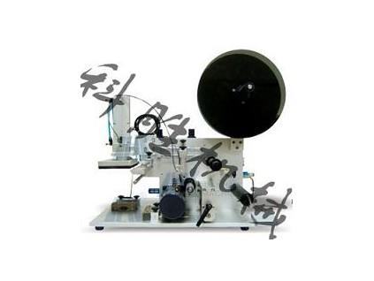 衡水科胜半自动方瓶贴标机|红糖贴标机|河北贴标机